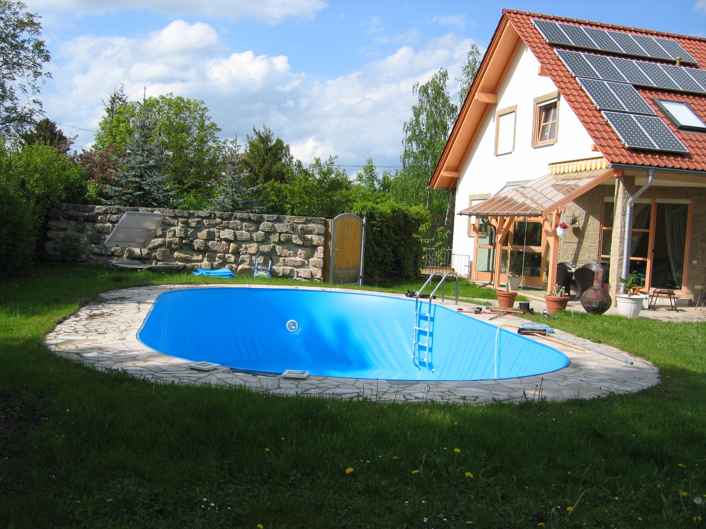 Poolbau Thüringen schwimmbad fachhandel schall gotha verkauf installation
