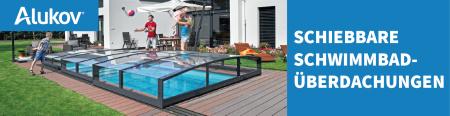 Hersteller von Poolüberdachungen